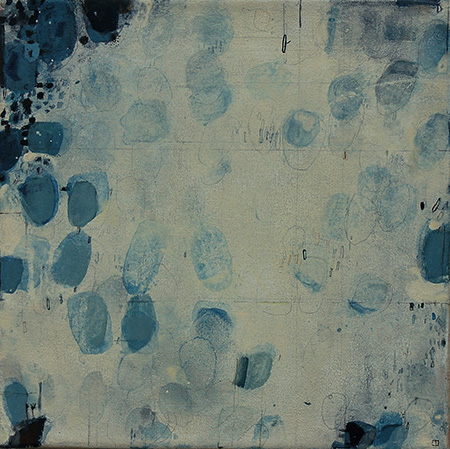 Blue Pools 2 - fugue, Liz Douglas
